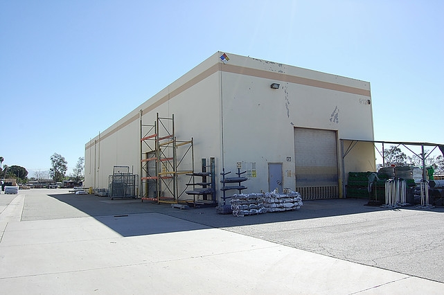 Fontana Heavy Industrial Warehouse For Lease Nai Capital