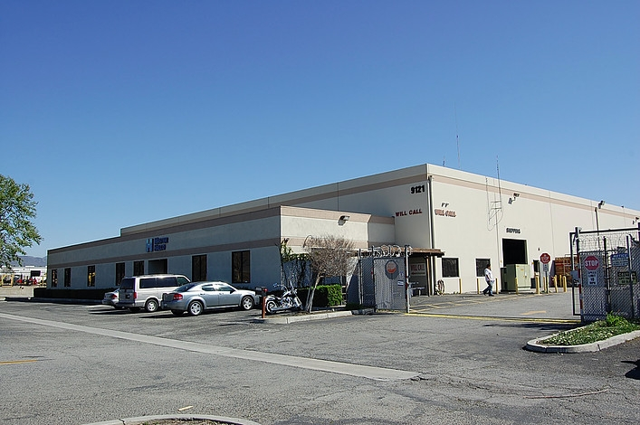 Heavy Industrial Property For Rent