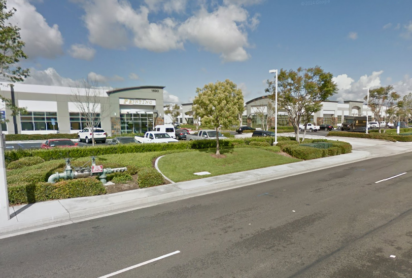 Ontario Ca Flex Warehouse Building For Sale Nai Capital