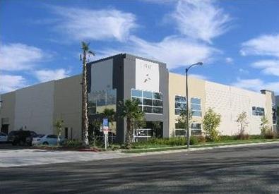 fontana california industrial real estate warehouse lease