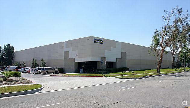 rancho cucamonga light industrial warehouse lease apple