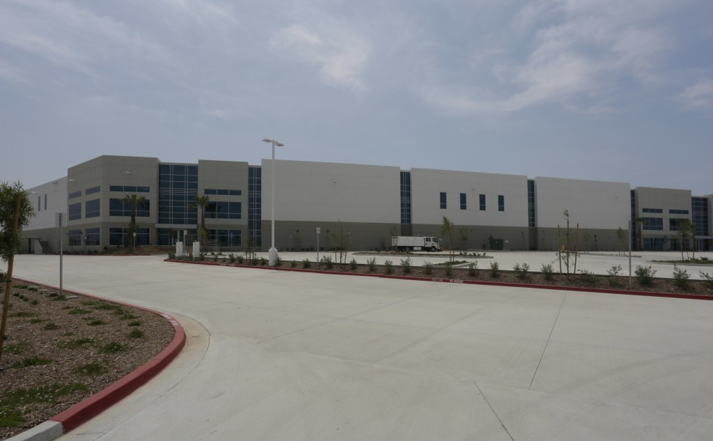 JC Penney Lease of Industrial Property